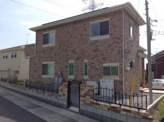 【外観】埼玉県桶川市川田谷分譲地 5号棟 一戸建