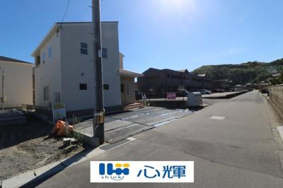 現地(2021年5月14日)撮影 近日基礎工事着工予定です