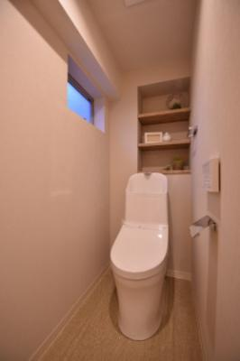 【トイレ】上馬フラワーホーム