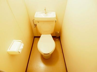【トイレ】ウイング土屋Ⅱ