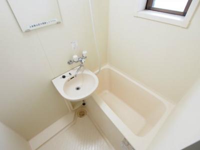 【浴室】ウイング土屋Ⅱ