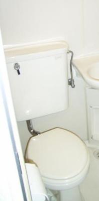 【トイレ】トップ溝の口第2