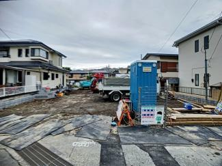 【外観】三島市谷田第7 新築戸建 全3棟 (2号棟)