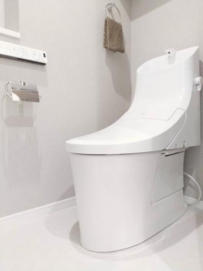【トイレ】蒲田フラワーマンションA棟