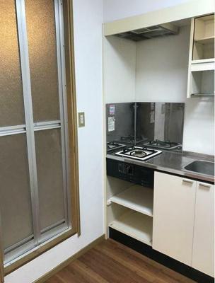 【キッチン】堀内第二ビル
