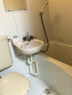 【浴室】堀内第二ビル