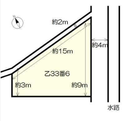 【土地図】土佐市高岡町乙