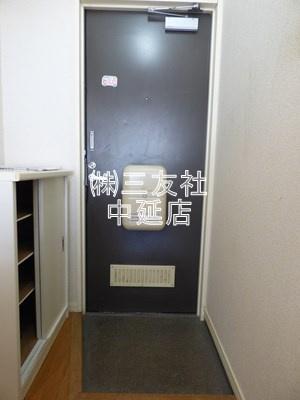 【玄関】カーサ平井