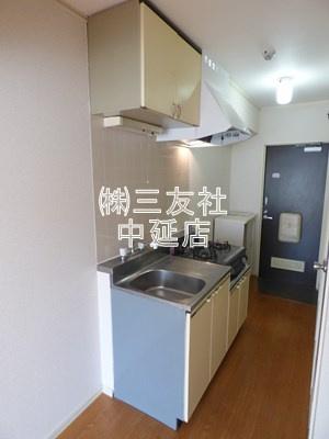 【キッチン】カーサ平井