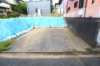 富里市久能 土地 成田駅 駐車場スペース2台分(車種による)造成済みです♪