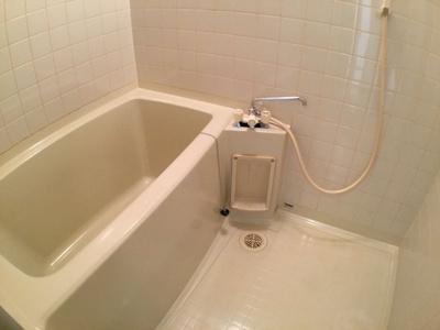 【浴室】510コーポ