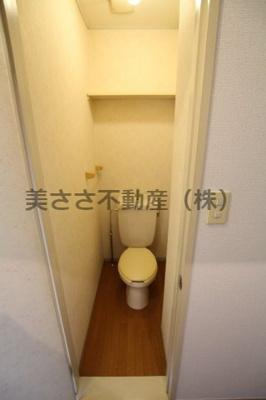 【トイレ】プランシェ西八王子