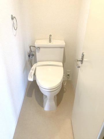 【トイレ】シティウエストコート