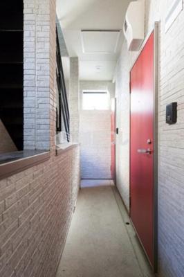 【エントランス】Studio Apartment東池袋