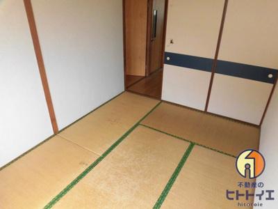 【和室】コーポ三共A
