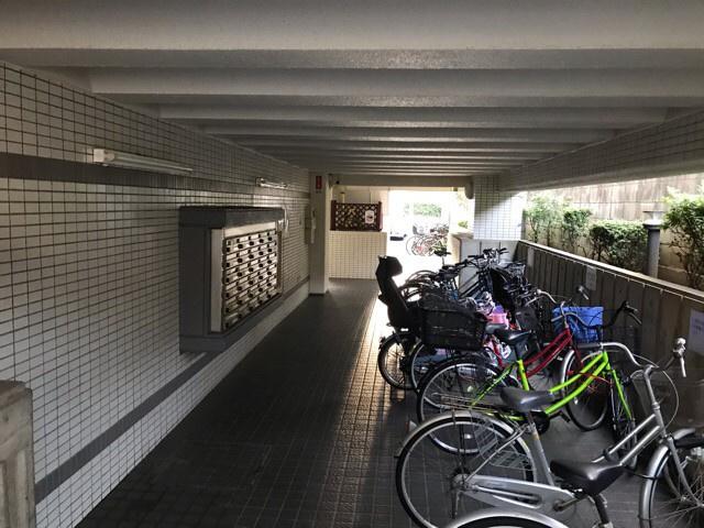 【駐輪場】パークサイド幸町