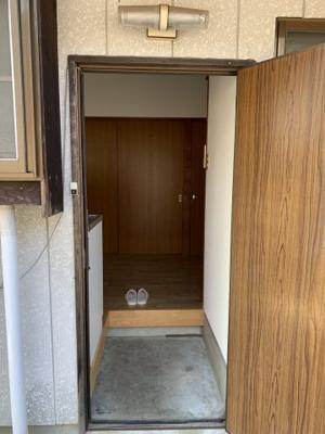 【玄関】パールハイツオガタ