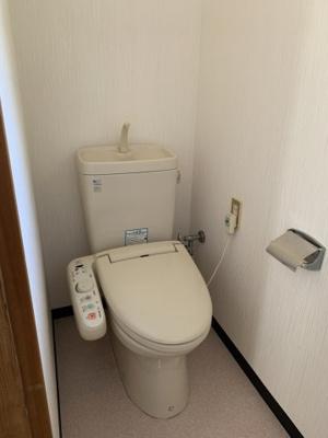【トイレ】パールハイツオガタ
