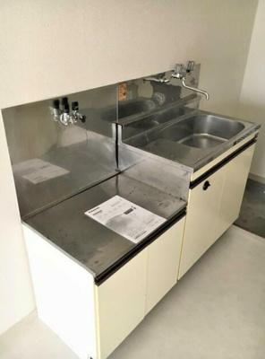 【キッチン】ハウス三水