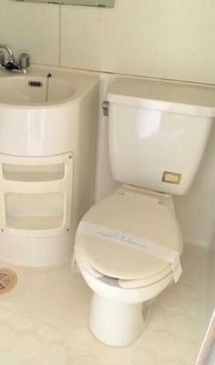 【トイレ】ハウス三水