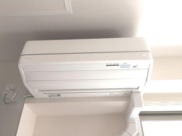 全室エアコン完備!