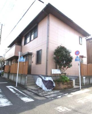 多摩川駅徒歩8分のアパートです