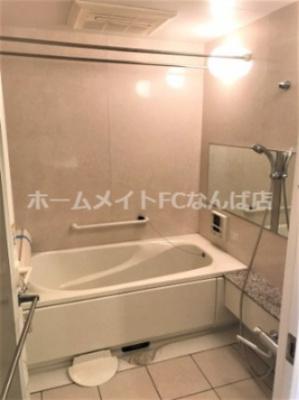 【浴室】ディークラディア四ツ橋