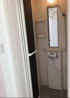 【浴室】川崎市川崎区浜町1丁目一棟アパート