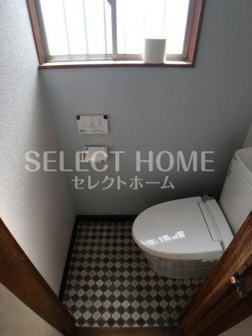 【トイレ】岡崎市井田町戸建