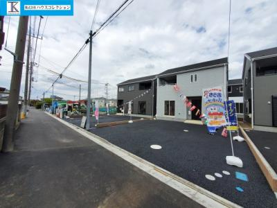 【外観】取手市白山第6 新築戸建 4号棟