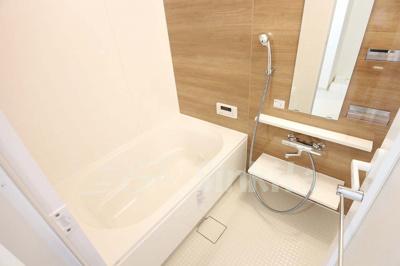 【浴室】ポープハウスⅢ