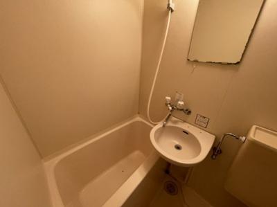 【浴室】レジデンス栄