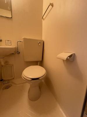 【トイレ】レジデンス栄