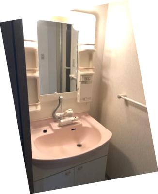 【独立洗面台】グランプレステージ西明石