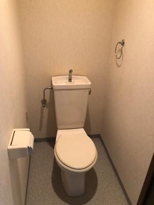 【トイレ】グランプレステージ西明石