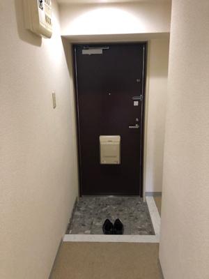 【玄関】グランプレステージ西明石