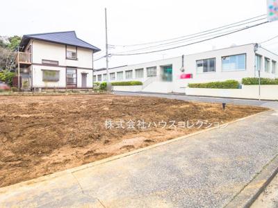 【外観】取手市西20-1期 新築戸建 1号棟