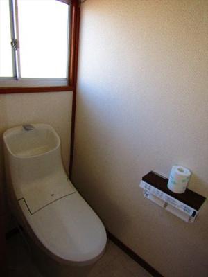 【トイレ】八王子市 大船町戸建