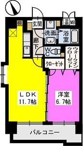 ベスタ櫛原【キャッシュバック対象物件】