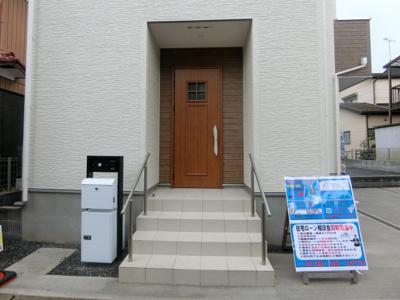 【外観】取手市新取手20-2期 新築戸建