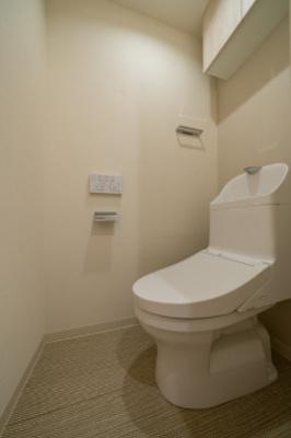 【トイレ】セザール白金ガーデン