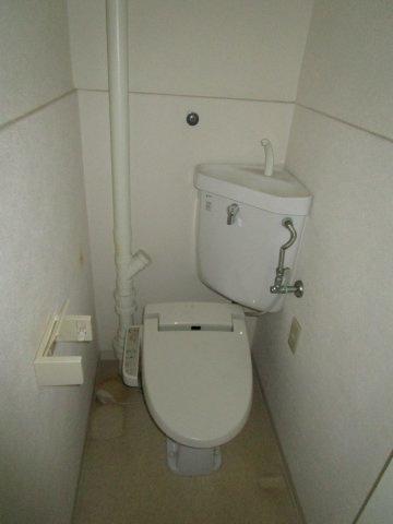 【トイレ】汐見台団地1603