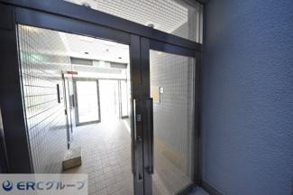 【エントランス】グランサイト六甲