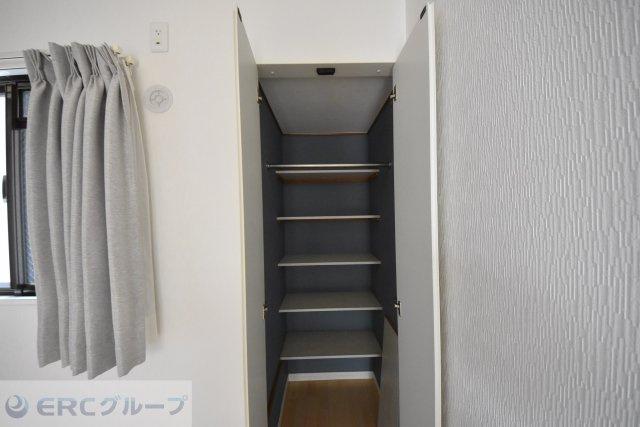 【収納】グランサイト六甲