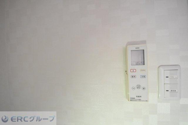 【冷暖房・空調設備】グランサイト六甲