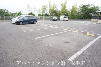 【駐車場】リバーサイドヒルズ