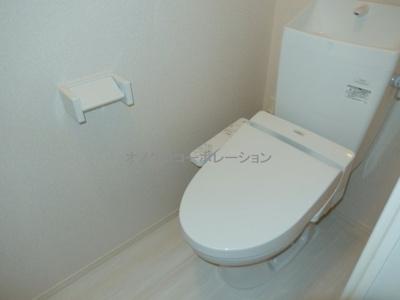 【トイレ】エクレール福井