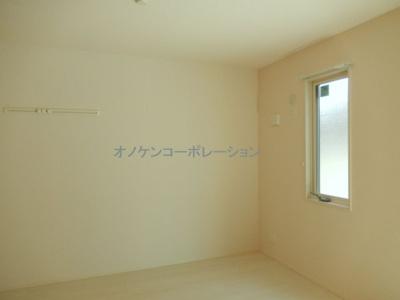 【寝室】エクレール福井