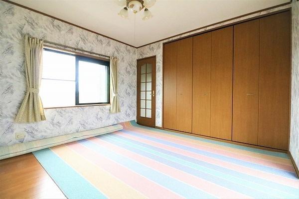 2階8帖洋室♪