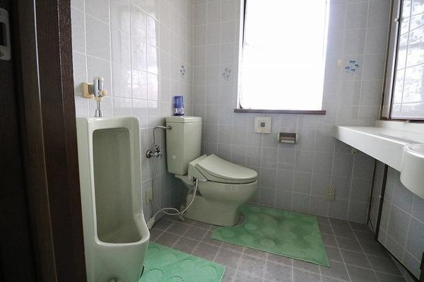 1階トイレ♪